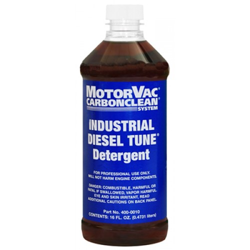 Детергент для очистки систем питания дизельных двигателей CarbonClean MV-4010