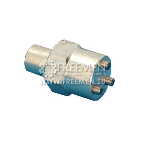 AC0499-00 Ключ с тремя зубцами для снятия гайки в электронной части форсунок DELPHI, SIRINI (ИТАЛИЯ)