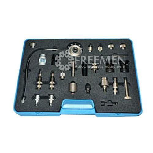 AZ0061-CR Набор инструмента для демонтажа, ревизии и монтажа форсунок Common Rail Bosch CRI и CRIN, SIRINI (ИТАЛИЯ)