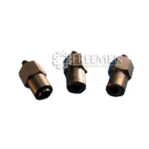 AZ0313-KIT Набор из трех втулок для фиксирования при мотаже/демонтаже форсунок Common Rail и насос-форсунок, 7 мм, 9 мм и 7 мм с уступом., SIRINI (ИТАЛИЯ)