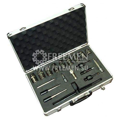 FAR-N120 Набор инструмента со стапелем для ремонта форсунок Common Rail