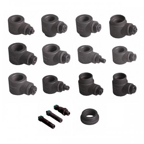 Набор адаптеров для установки форсунок Common Rail Артикул: FAR-AD12
