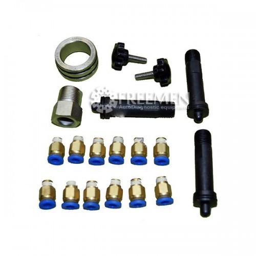 Набор адаптеров для установки форсунок Common Rail Артикул: FAR-N150