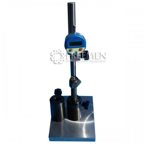 Цифровой микрометр для замера износа седла клапана с двумя типами адаптер (17 и 19mm), SIRINI (ИТАЛИЯ) (Артикул: AAZ006-KIT)