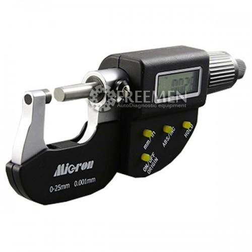 Микрометр электронный цифровой с точностью 0.001 мм (Артикул: FAR-МК25)