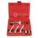 Набор фрез и ключей для демонтажа и обслуживания плотнопосаженных свечей накаливания (Артикул: FAR-ATA- 8401)