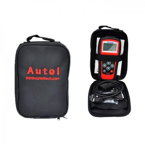 Портативный автосканер MaxiDiag EU702 Autel