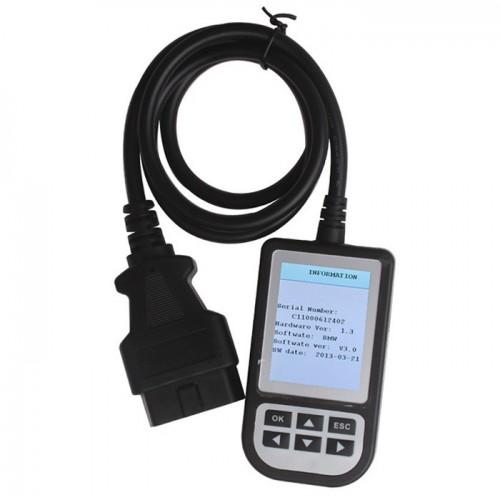 Портативный автосканер BMW Code Reader C110