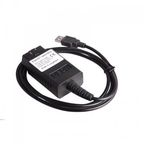 Автосканер ELM327 USB OBD2