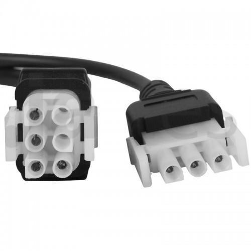 Диагностический кабель ZF Ecomat (JDC303A) (OHW)