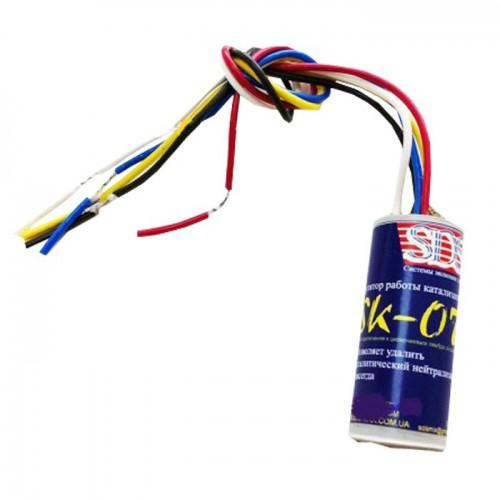 Эмулятор катализатора для бензиновых двигателей SK-07