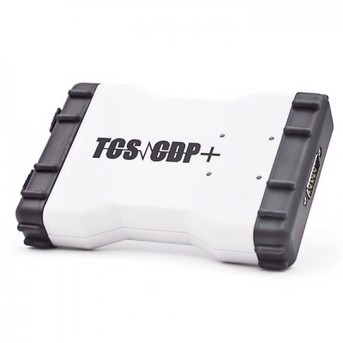 Мультимарочный автосканер TCS CDP USB