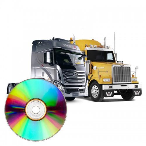 Jaltest Soft Truck программный модуль грузовики
