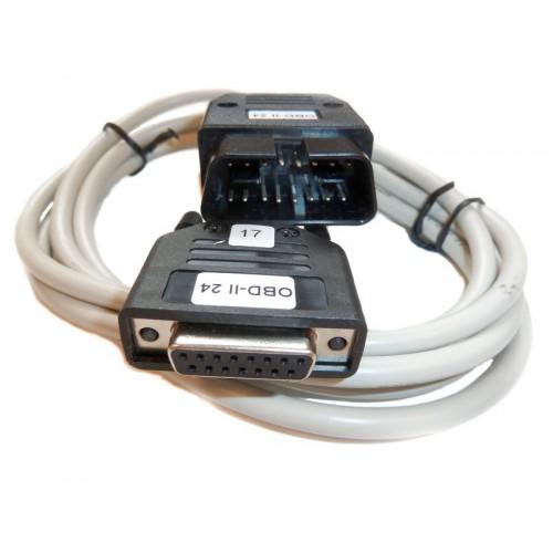 АВТОАС-СКАН-МАКС - Автосканер OBD 2 + 20 программных модулей