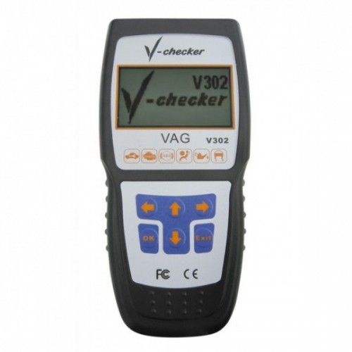 V-Checker V302 VAG портативный сканер