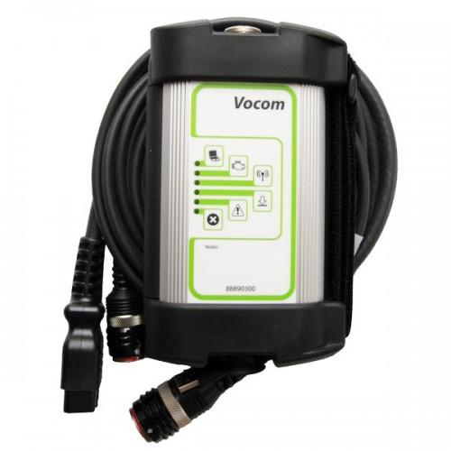 Volvo/Renault Vocom (88890300) Kit - дилерский сканер для коммерческой техники
