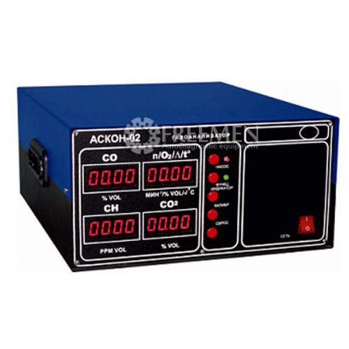 Газоанализатор АСКОН-02.13 ДИАГНОСТ ПМ-1 (без термощупа)