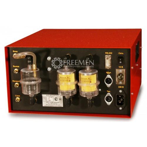 Автомобильный 5-ти компонентный газоанализатор Инфракар 5М-3T.01