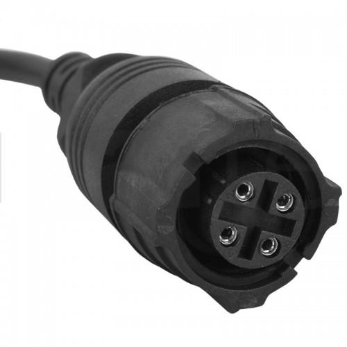 Диагностический кабель Haldex Modular для прицепов для сканера Jaltest (JDC102A)
