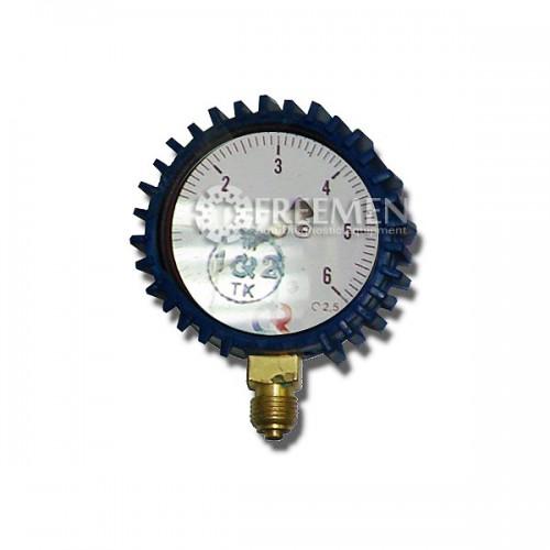 Манометр в защитном чехле 0-6 Bar