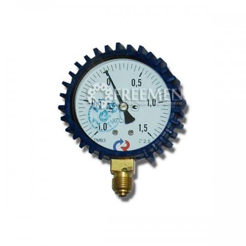 Мановакууметр в защитном чехле -1-1,5 Bar