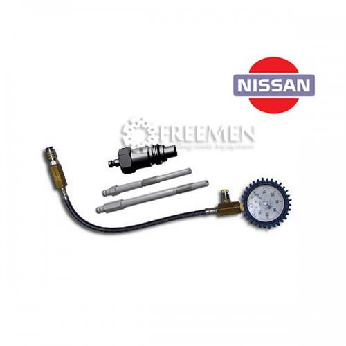 SMC-NISSAN Компрессометры для дизельных двигателей Nissan
