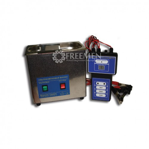 Cтенд SMC 3000E NEW для УЗ очистки инжекторов